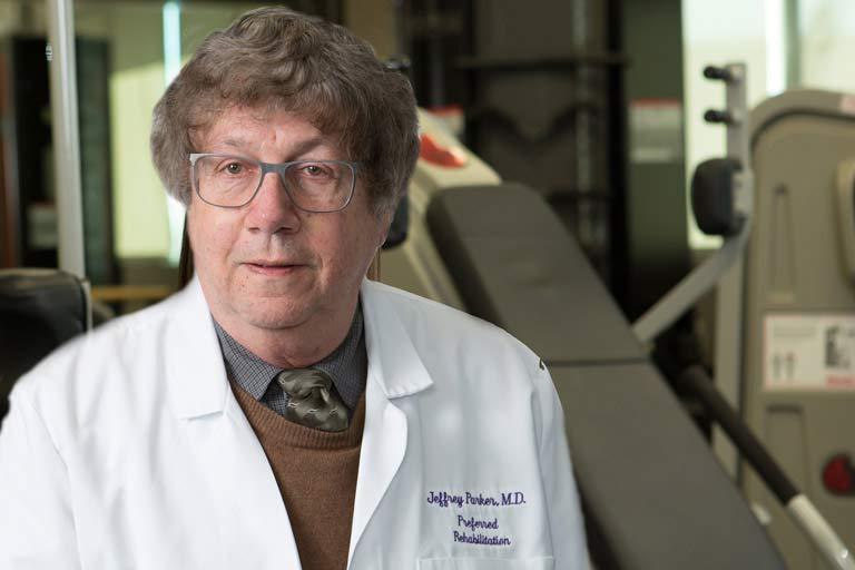 Jeff Parker, MD