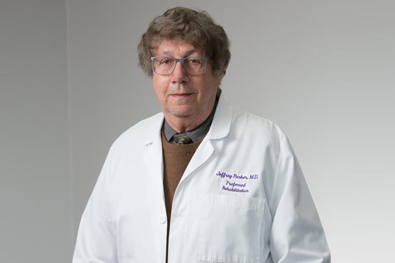 Jeffrey F. Parker, M.D.