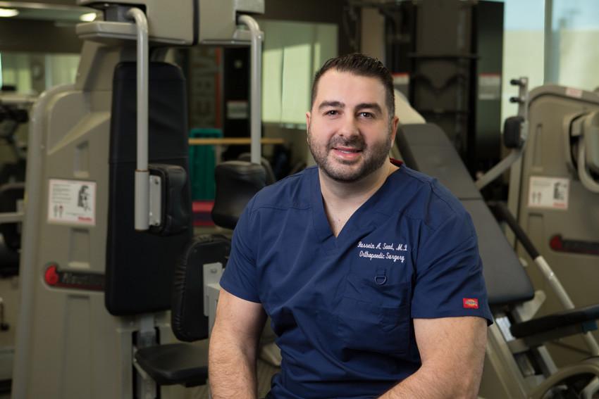 Detroit Orthopedic Surgeons